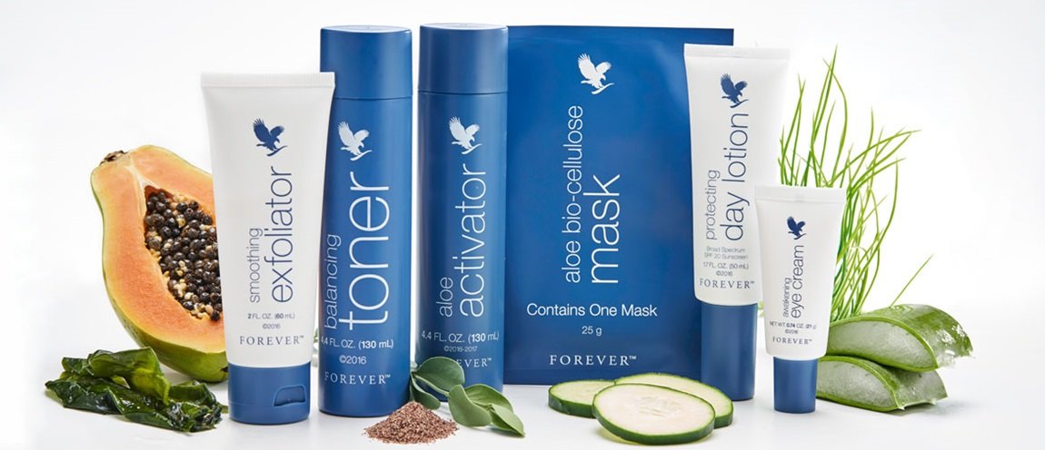 Forever Skincare Products